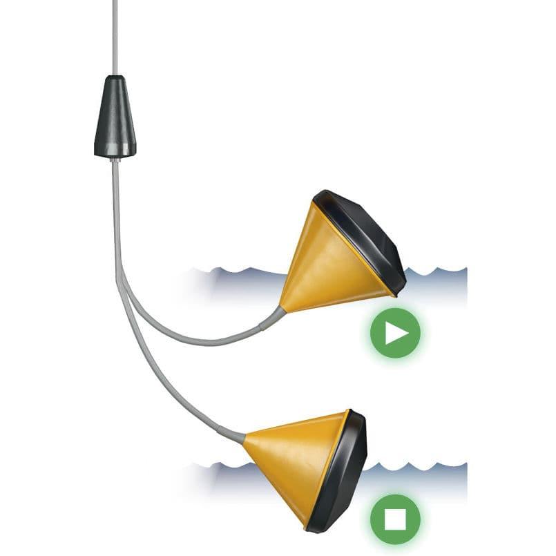 Bevorzugt Schwimmerschalter / für Flüssigkeiten / mit integriertem Alarm YP69