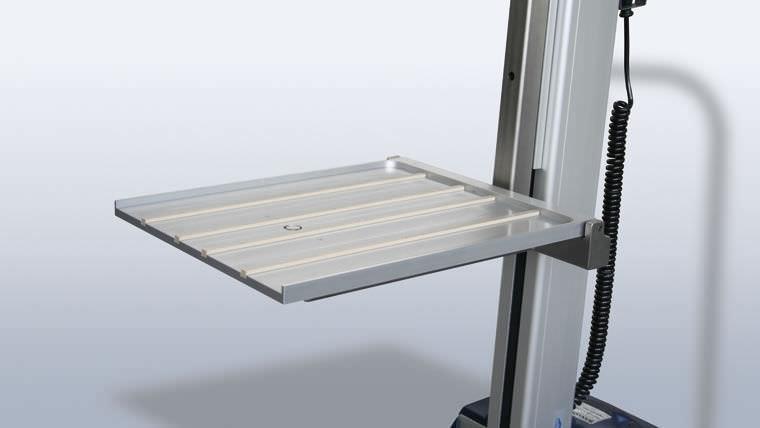 Bevorzugt Säulenhebevorrichtung / elektrisch / Wartung - Uhlmann Pac-Systeme OW36