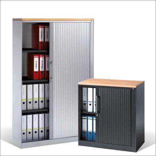 Bevorzugt Büro-Schrank / bodenstehend / Rollladen / Fachböden - 14300x HC16