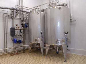 Fermenter für Milchprodukte