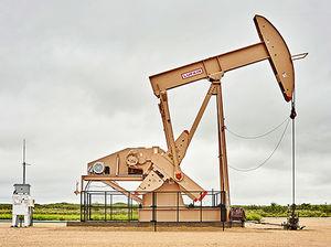 Pumpenaggregat für Erdöl