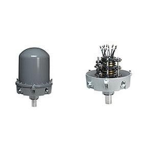 elektrischer Schleifring / Kapsel / Vollwellen / für Telekommunikationsnetz