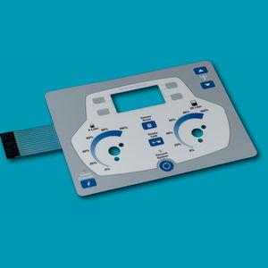 einbaufähige Tastatur / ohne Anzeigegerät / Membran / Polyester