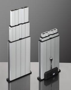 Hubsäule für Möbel / für die Medizintechnik / für TV Monitor Lifteinheiten / Synchron