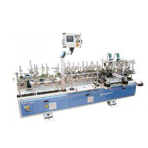 Beschichtungsmaschine zum Furnieren von Holzprofilen