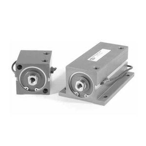 hydraulischer Zylinder / pneumatisch / doppeltwirkend / Edelstahl