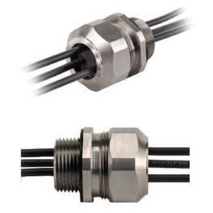 Edelstahl-Kabelverschraubung / Aluminium / Zugentlastung