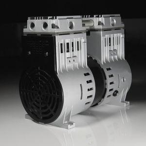Kolben-Vakuumpumpe / mit Schwingkolben / ölfrei / einstufig