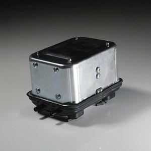 Membran-Vakuumpumpe / geschmiert / einstufig / kompakt