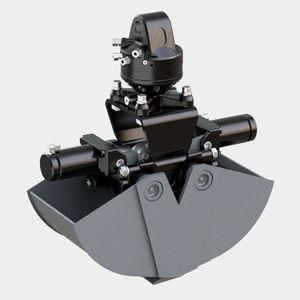hydraulischer Zweischalengreifer