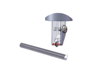 Hartmetall-Schneidwerkzeug