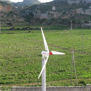 Permanentmagnet-Direktantrieb-Windkraftanlage