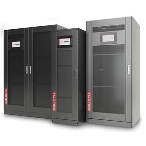 On-line-USV / mit Doppelkonvertierung / 3-Phasen / Industrie