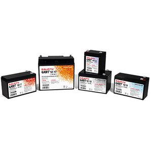 Batterie / 12 V / AGM / rechteckig / quadratisch