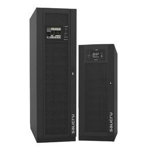 On-line-USV / mit Doppelkonvertierung / Industrie / modular