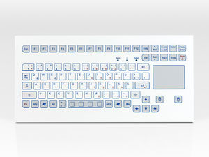 Rack-Tastatur / einbaufähig / mit scissor switches / 88 Tasten