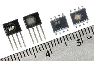 Feuchte- und Temperatursensor / relativ / PCB / Digitalausgang / Miniatur