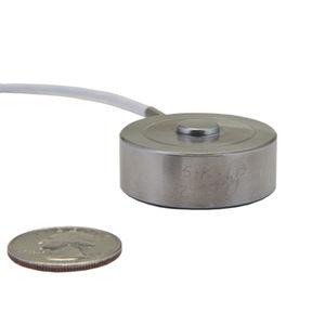 Druckkraft-Wägezelle / Knopf / Miniatur