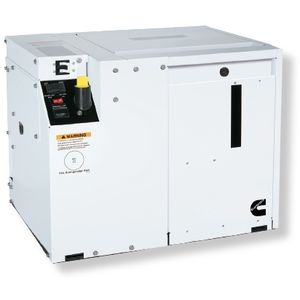 Stromaggregat für Seefahrtanwendungen