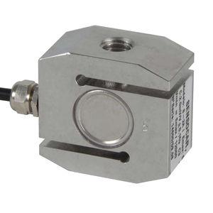 Wägezelle / Zug- und Druckkraft / S-förmig / OIML / Stahl
