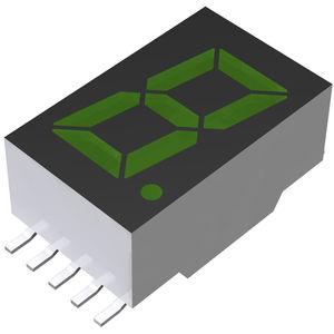 LED-Displays / digital / einzahlig / 7 Segmente
