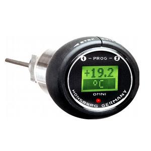 Pt1000-Temperaturmessumformer / digital / USB / 4-20 mA