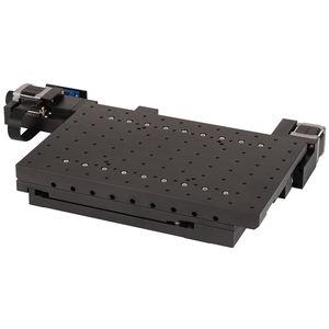 XY-Tisch / motorisiert / 2-Achs / mit integrierbarem Schriittmotor