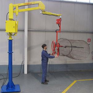 pneumatischer Manipulator / Gabel / für Materialumschlag / Säulen