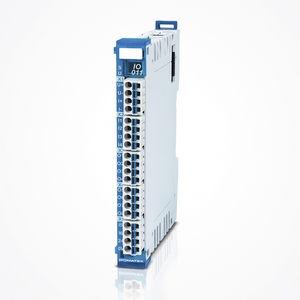 E/A-Modul / Mehrkanal / digital / analog / DIN-Schienen