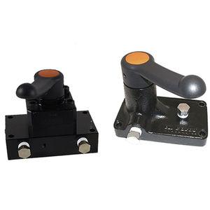 Hydraulik-Wegeventil / mit manueller Bedienung