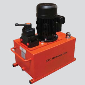 Hydraulikpumpe mit Elektroantrieb