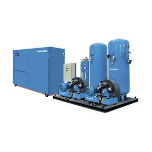 Luftkompressoraggregat
