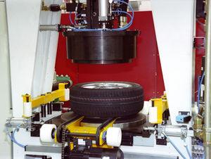 Druckluftmaschine für Reifen