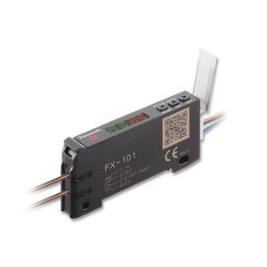 faseroptischer Verstärker / Signal / digital