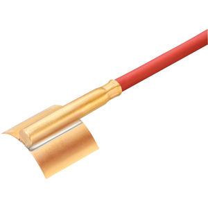 Temperatursensor für Rohre / NTC / mit Kabel / Kryogen