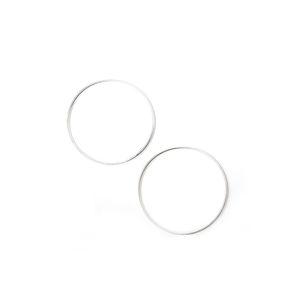 O-Ring-Dichtung / kreisförmig / Metall / für die Luftfahrt
