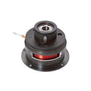Scheiben-Schaltkupplung / elektromagnetisch / Federdruck / gelagert