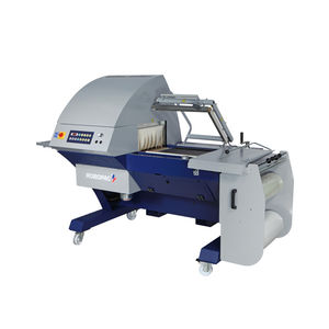 halbautomatische Schrumpffolienverpackungsmaschine