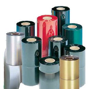 Thermotransferband für Etikettendrucker