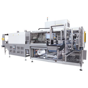 automatische Schrumpffolienverpackungsmaschine