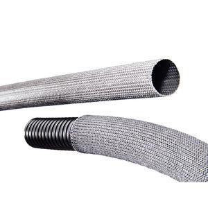 Schutzrohr / für Stromkabel / Kunststoff / elastisch