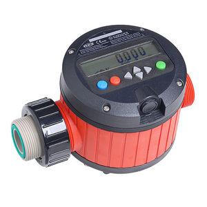 Taumelscheiben-Durchflussmesser / für Kraftstoff / für Chemikalien / für Säure