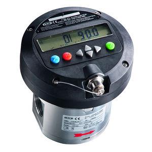 Ovalrad-Durchflussmesser / für Kraftstoff / für Chemikalien / für Säure