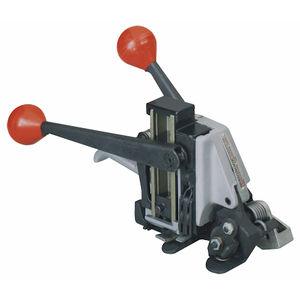 manueller Umreifungsgerät und Spanner / für Stahl-Spannreifen / mit Sohle