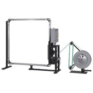 vollautomatische Umreifungsmaschine / hohe Drehzahl / modular