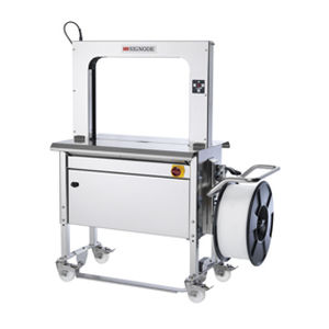 halbautomatische Umreifungsmaschine