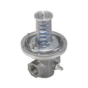 Sicherheitsabblaseventil für Gas