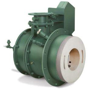 Erdgasbrenner / ultra geringem NOx-Ausstoss / Hochtemperatur / für Ofen