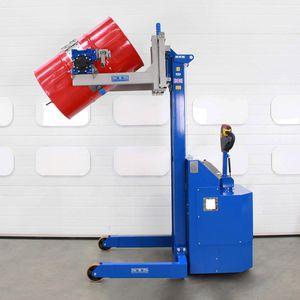 Wender Kipper / Fass / Positionierung / elektrisch