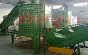 Ballenöffner für Kunststoff Recycling